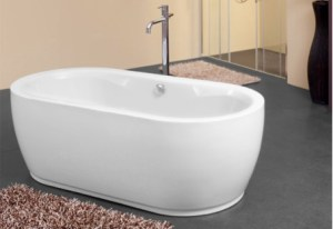 baignoire acrylique Kolpa