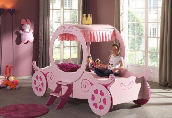 lit-enfant-carrosse-de-princesse