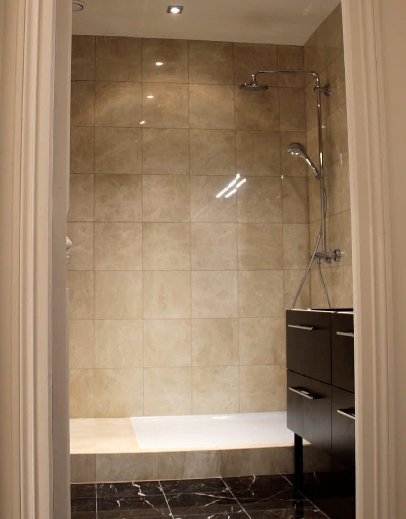 amenagement salle de bain travaux d