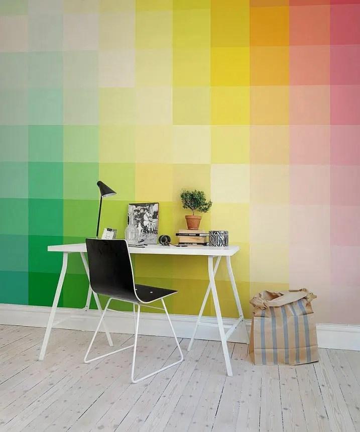 Décoration Murs couleurs pastels
