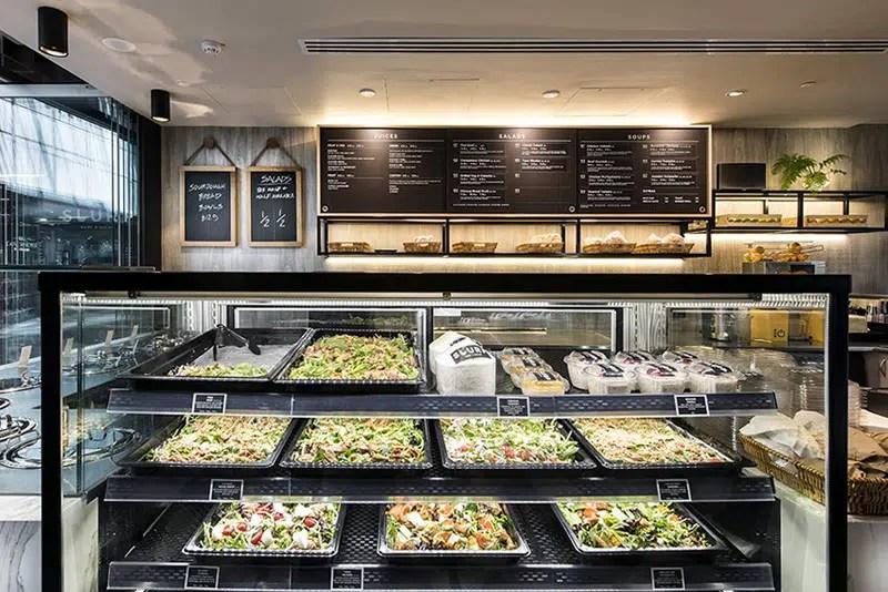 Ides Pour Dcorer Un Bar Soupes Et Salades