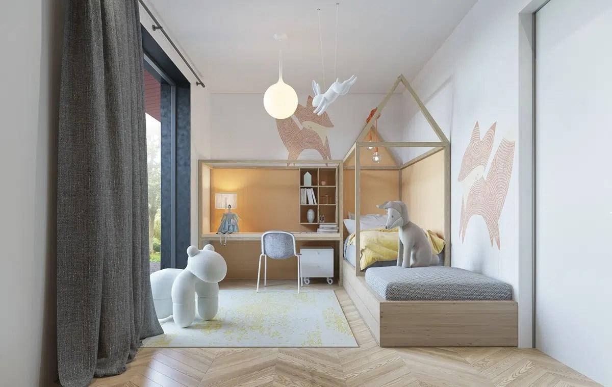 decoration chambre intemporelle