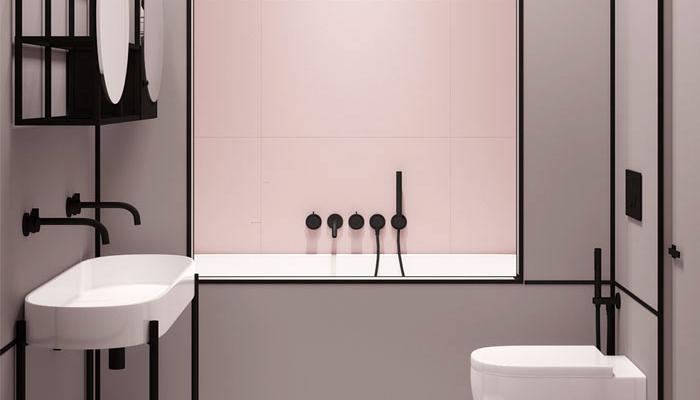 tendances de salles de bains 2019