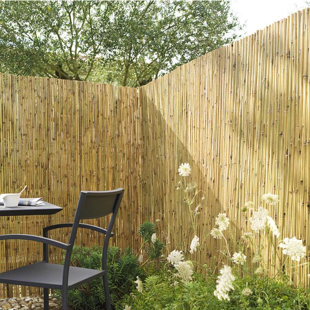 se cacher de vos voisins au jardin