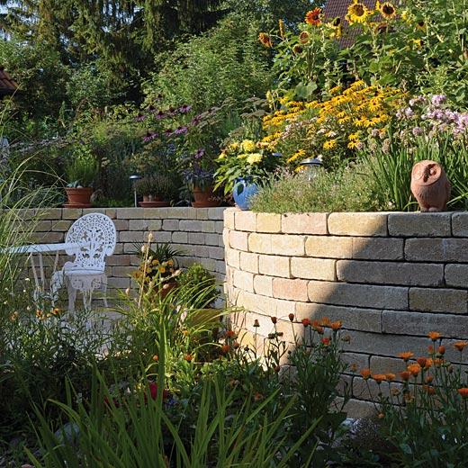 6 Facons De Retenir La Terre Dans Son Jardin