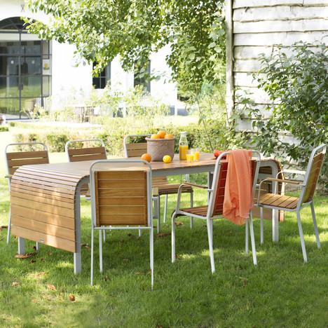 salon de jardin bois auchan the best