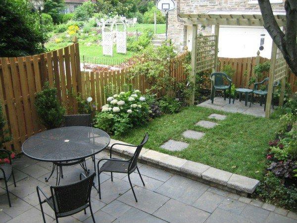 petit jardin comment amenager