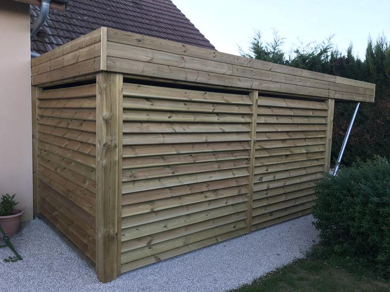 travaux de terrassement en bresse terrasse bois abris clotures et portails en saone et loire