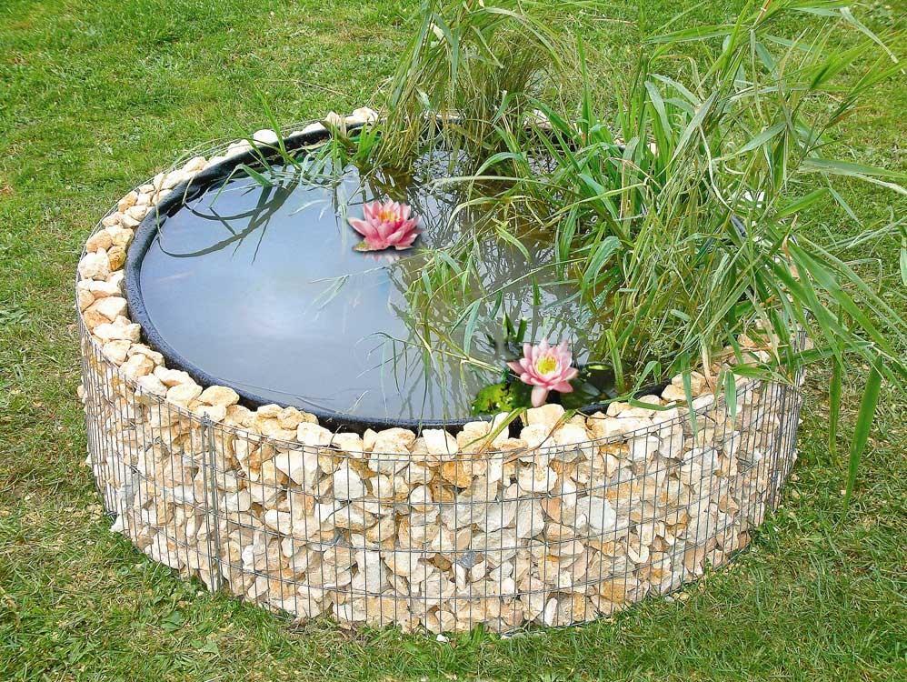 bassin acier 146 cm