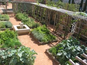 jardin médiéval de clisson