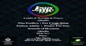News: Jesus and Me #JAM features Tim Godfrey, Pat Uwaje King and Enitan Adaba.