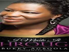 "New Music & Book: ""I Made It Through"" - Bukky Music"