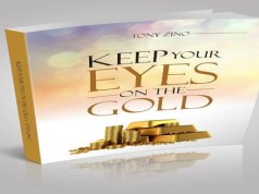 News: KEEP YOUR EYES ON THE GOLD - A book by Tony Zino drops in October