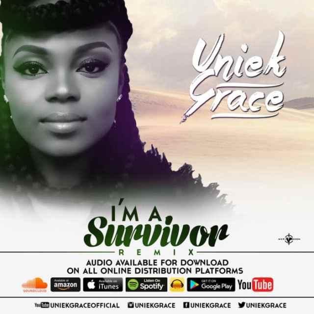 """[Relaunch] Video + Audio: """"I'm a Survivor (Remix)"""" - Uniekgrace"""