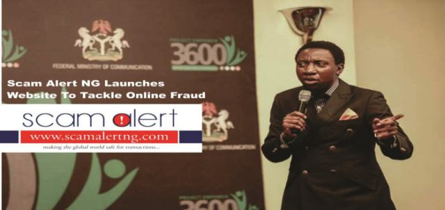 News: ScamAlertNG Launches Website to Tackle Online Scam.