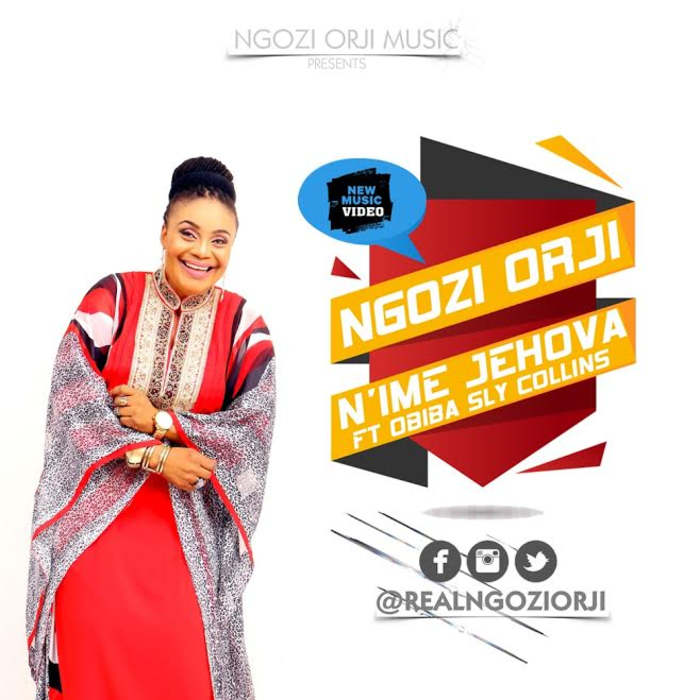 "Music Video: ""N'ime Jehova (Worship Medley)"" - Ngozi Orji feat. Obiba Sly Collins"