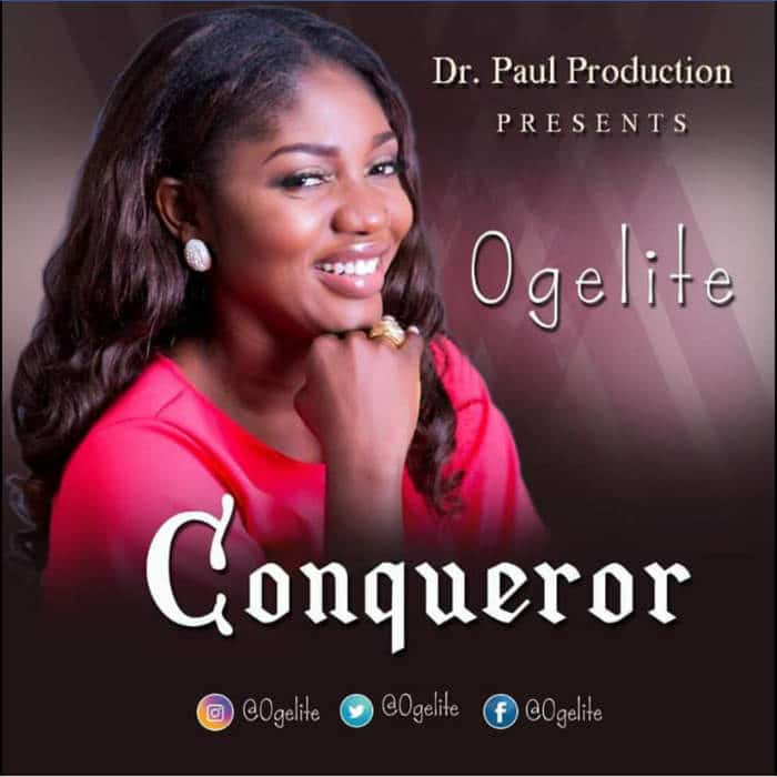 "Download New Music: ""Conqueror""- Ogelite [AmenRadio.net]"