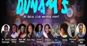 News: DUNAMIS (an A+ Plus Club 360 Worship Meeting)