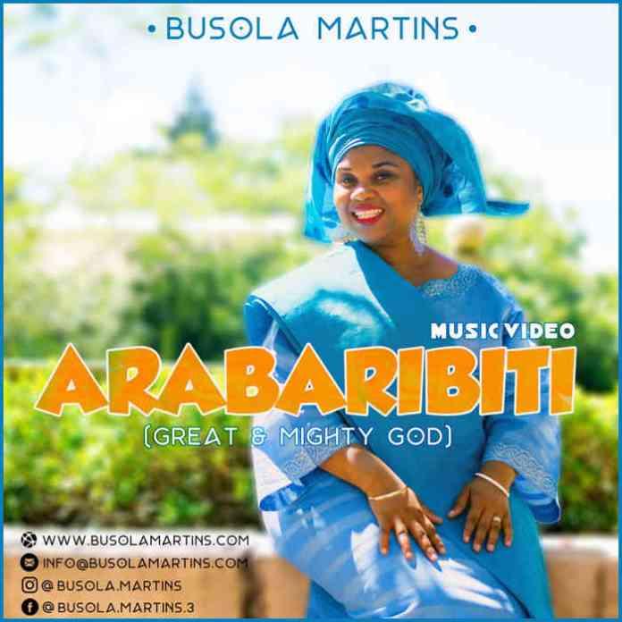 New Music BUSOLA MARTINS - ARABARIBITI