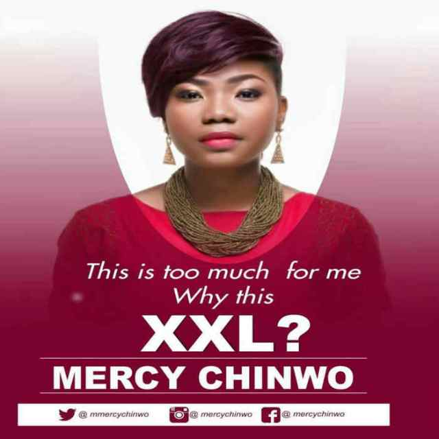 News: MERCY CHINWO SET TO RELEASE TWO SINGLES IN TWO WEEKS