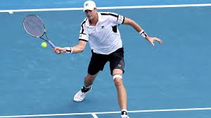 John Isner progress to next round [www.AmenRadio.net]