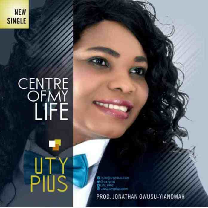 New Music Audio + Video: Centre Of My Life - Uty Pius
