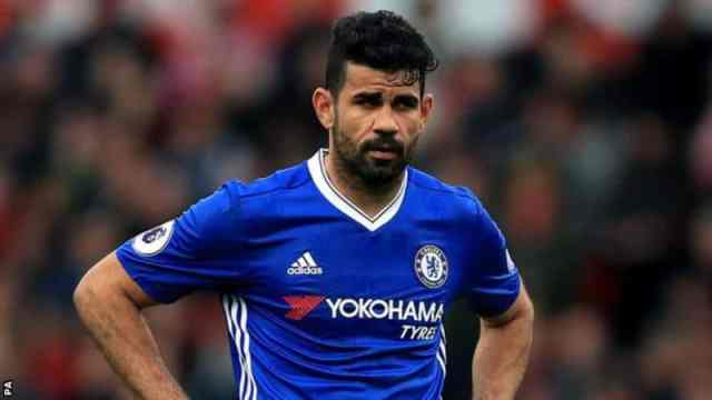 Diego Costa remain adamant his days with the blues are over [www.AmenRadio.net]
