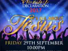 RCCG Olive Tree Parish Presents WORSHIP DECLARATION 2017!!!