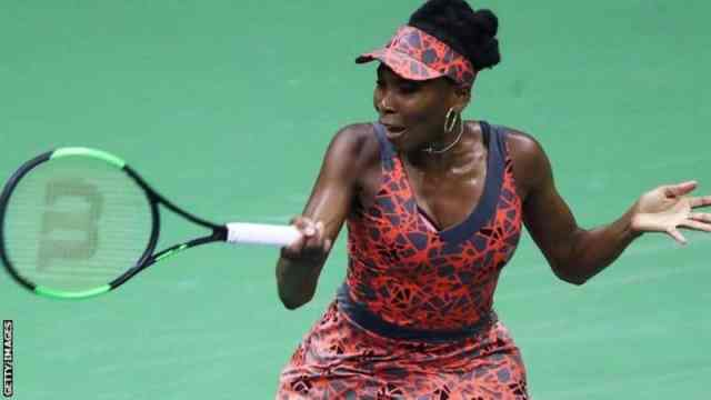 Venus Williams has won 29 and lost 10 of her singles matches this year [www.AmenRadio.net]