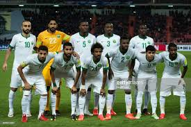 Soudi Arabia national team [www.AmenRadio.net]