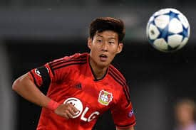 Son Heung-mi of Tottenham [www.AmenRadio.net]