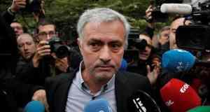 Jose Mourinho [www.AmenRadio.net]