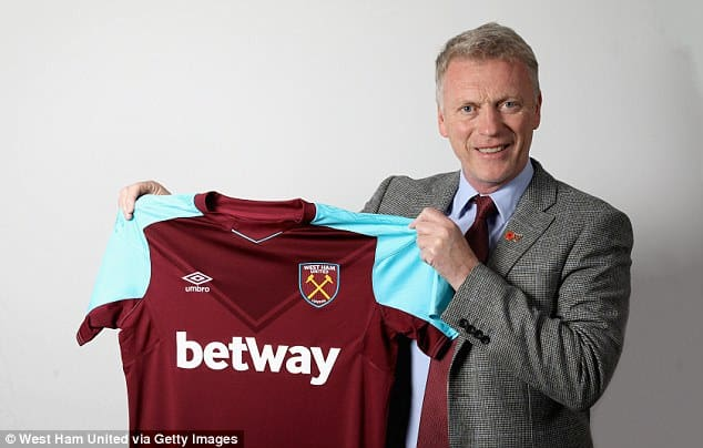 West Ham appoints David Moyes as their new manager [www.AmenRadio.net]