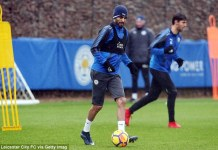 Riyad Mahrez drops transfer request for a move to Manchester City [www.AmenRadio.net]