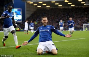 Gylfi Sigurdsson joined Everton in the summer for £45m as the Toffees spent big [AmenRadio.net]