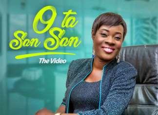 Gospel Video: O Ta San San - Foluke Ayanwale | AmenRadio.net