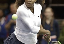 Serena Williams returns 5 months after giving birth [www.AmenRadio.net]