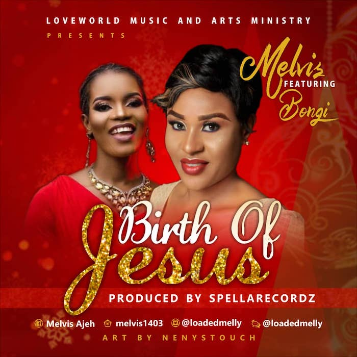christmas song birth of jesus melvis feat bongi amenradionet