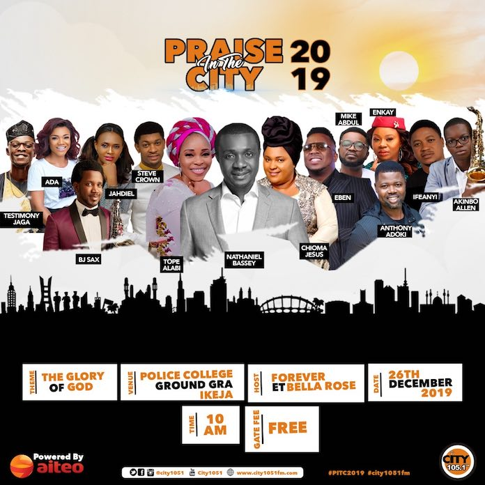 Praise in the City - City 105.1 FM