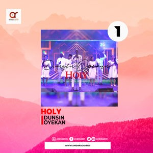 Download Holy by Dusin Oyekan - February 2020 Top 5 Gospel Songs Mp3