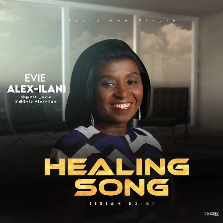 Evie Alex-Ilani - Healing Song
