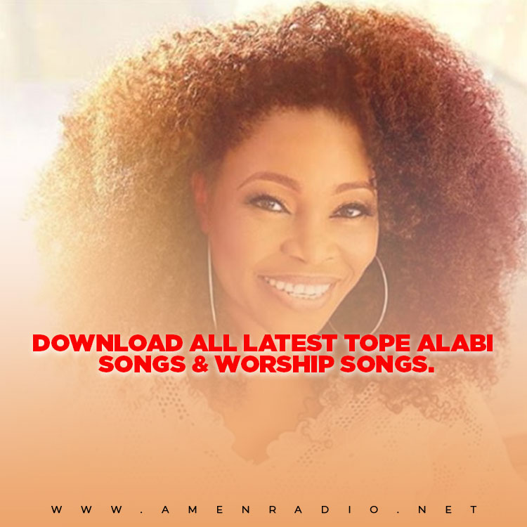 Download All Latest Tope Alabi Gospel Songs FREE