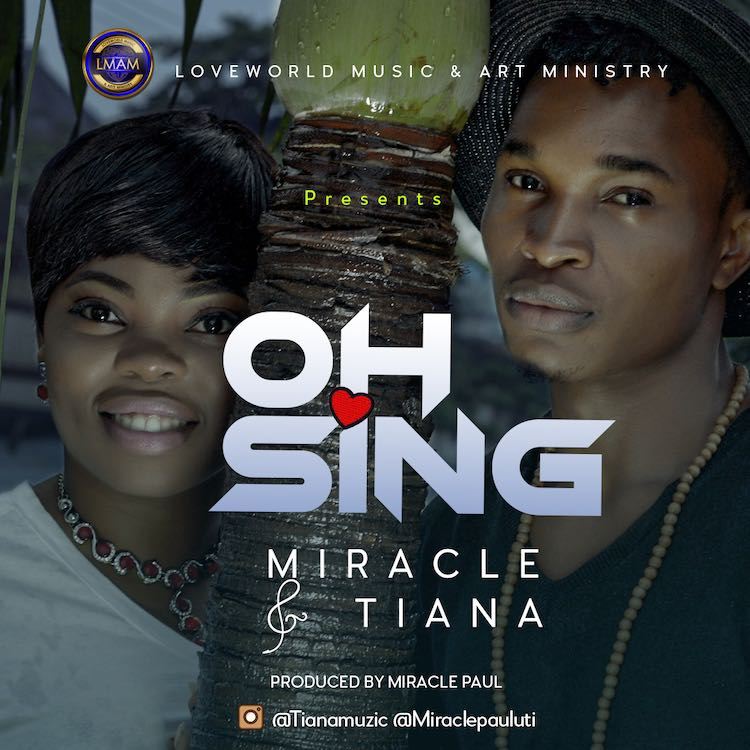 Oh Sing - Miracle ft. Tiana