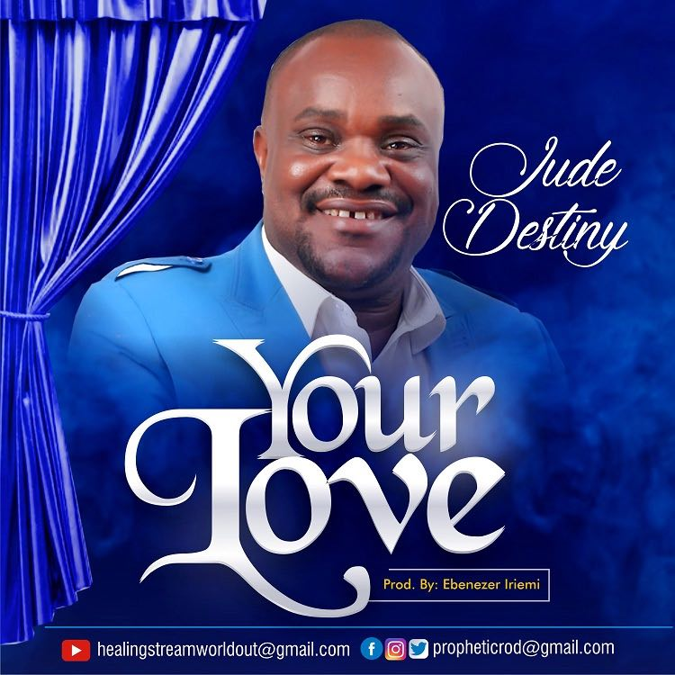 Your Love - Jude Destiny