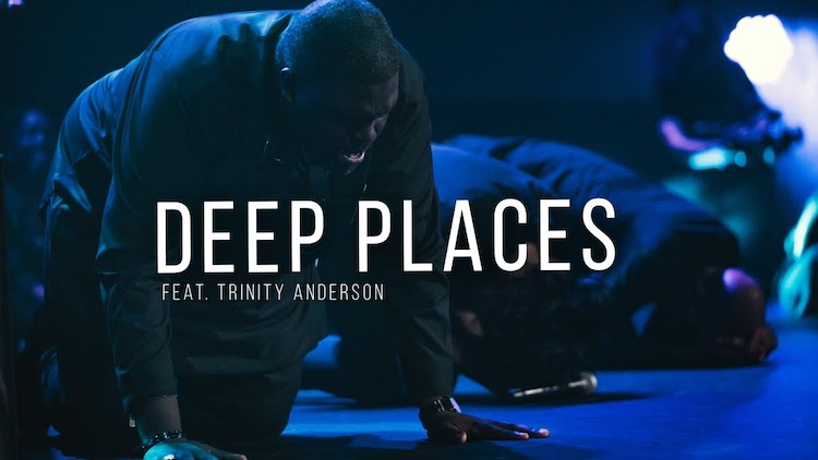 Deep Places - William McDowell ft. Trinity Anderson