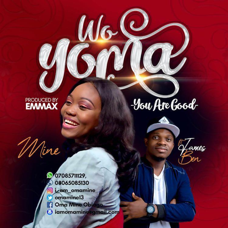 Wo Yoma - Mine ft. James Ben