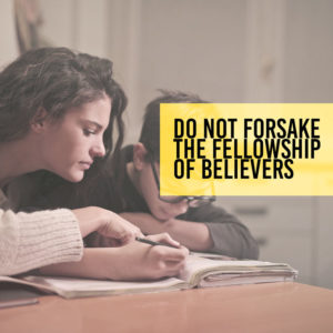 Fellowship With Believers