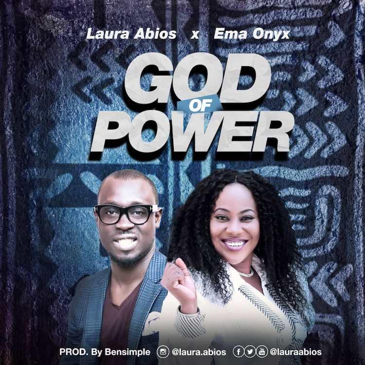 God of Power - Laura Abios feat. Ema Onyx