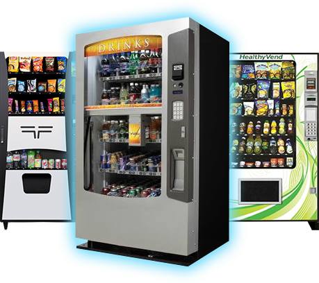 vending machines - Homepage