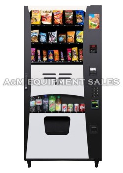 40SelectSnackModel3575 web opt - The Ultimate Combo Vending Machine